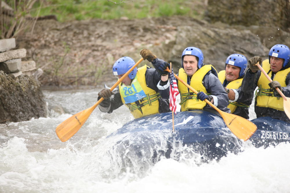 Wild Water Derby Photo